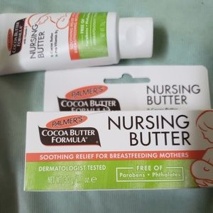 Nursing butter